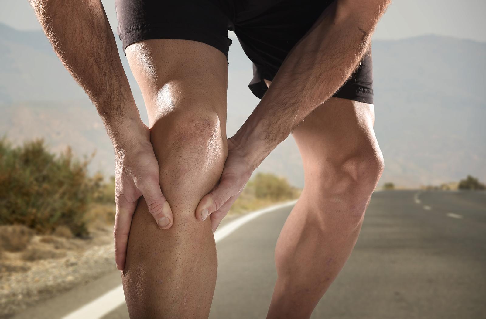 ból piszczeli i kolana po bieganiu