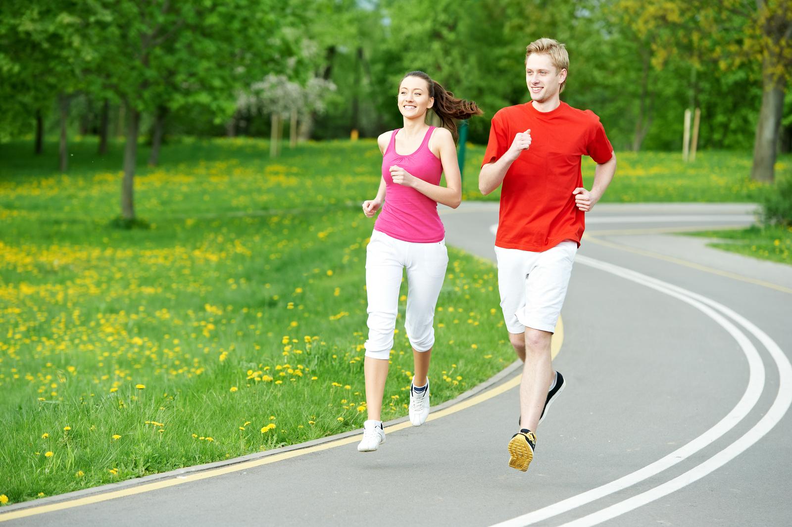 bieganie a odchudzanie czy bieganie odchudza?