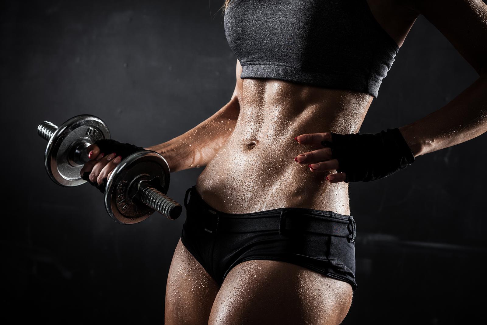 ćwiczenia na mięśnie brzucha dla dziewczyn