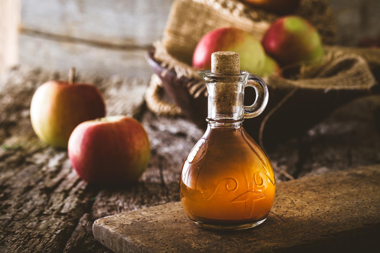 ocet jabłkowy właściwości jak stosować