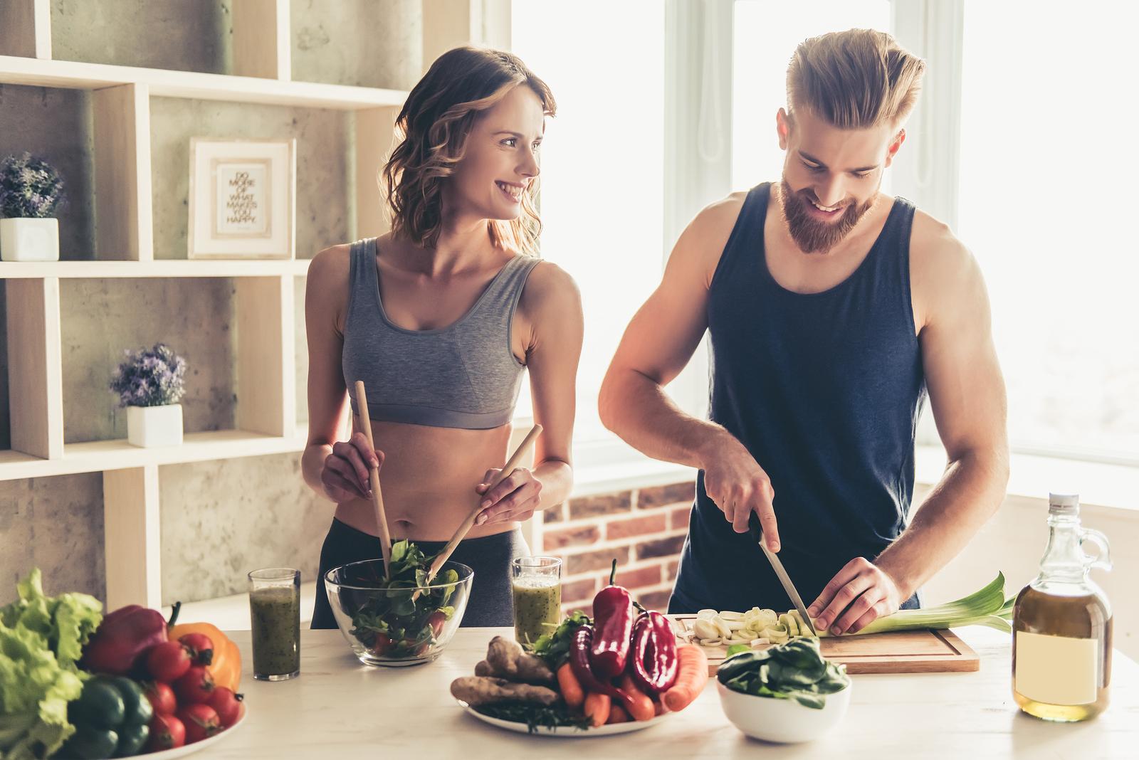 prawidłowe proporcje węglowodanów tłuszczów i białek