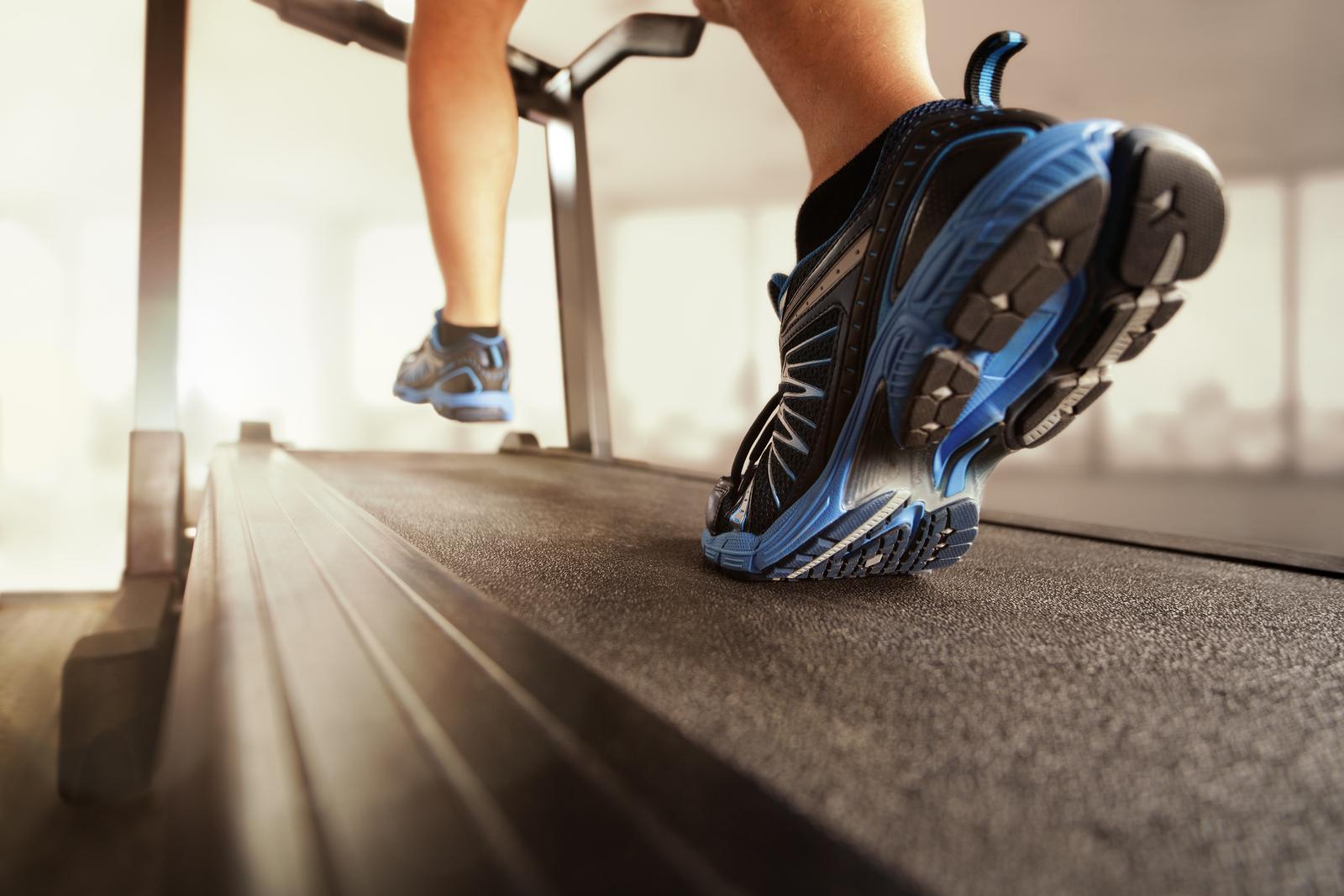 bieganie na bieżni efekty