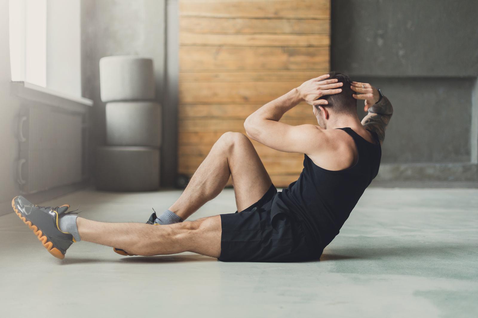 crossfit plan treningowy ćwiczenia