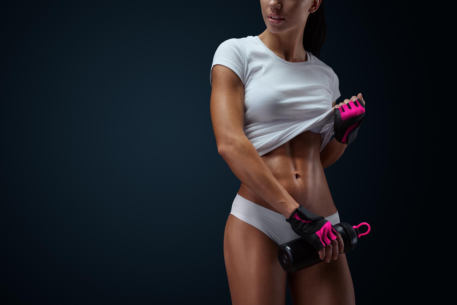 mięśnie skośne brzucha