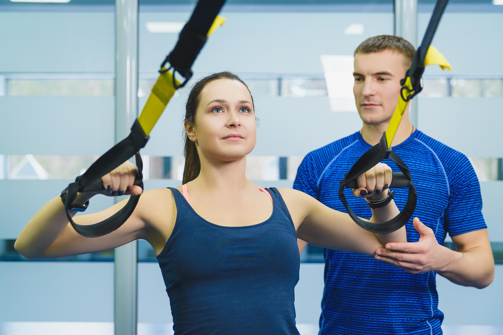 plan treningowy na siłowni dla pań początkujących