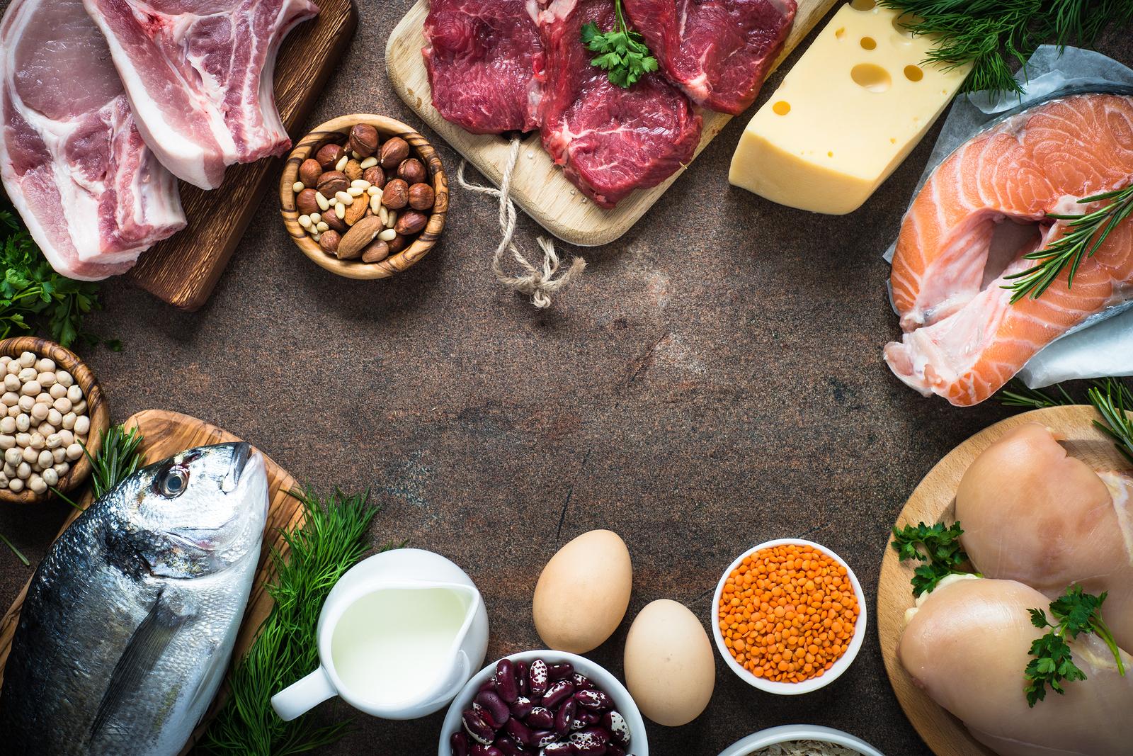 dieta paleolityczna dla aktywnych zasady