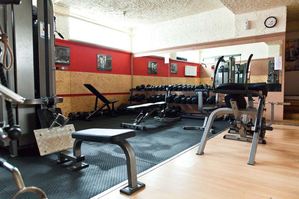 Fenix - klub fitness