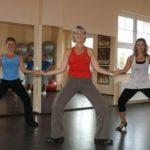 Lady Fitness Class