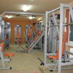 Deportivo fitness club