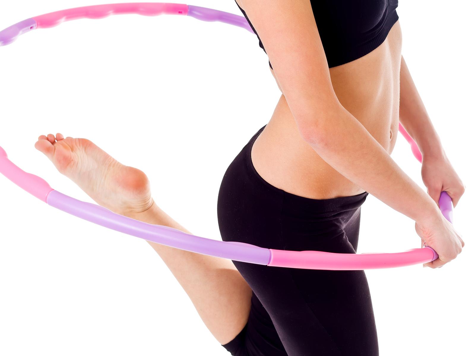 jak kręcić hula hop - ćwiczenia
