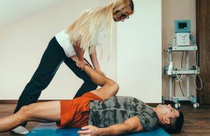 kinezyterapia wskazania rodzaje ćwiczeń