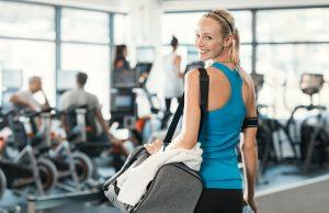 początki an siłowni jak ćwiczyć żeby schudnąć