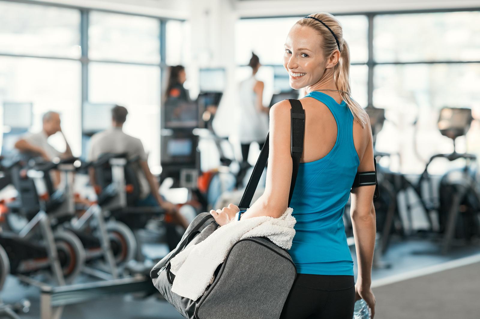 Jak ćwiczyć na siłowni aby szybko schudnąć