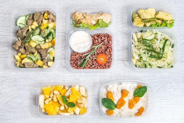 dieta niełączenia jadłospis efekty