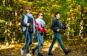 nordic walking a odchudzanie efekty