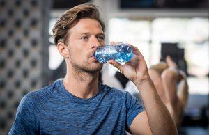 co pić w czasie i po treningu