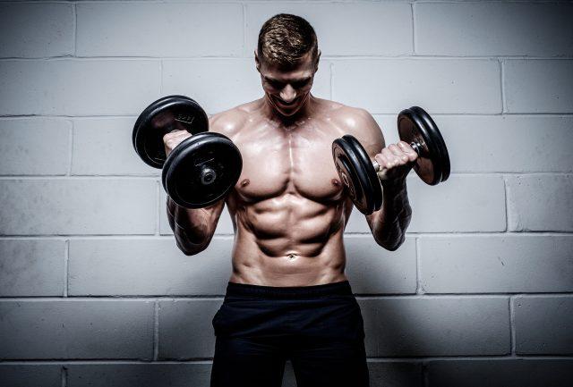 trening na masę mieśniową