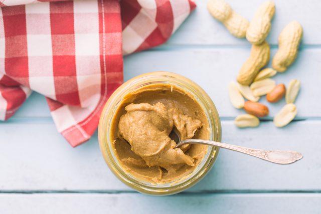 masło orzechowe po treningu masło orzechowe przepis